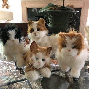 Fur Real Friends (4) Cats